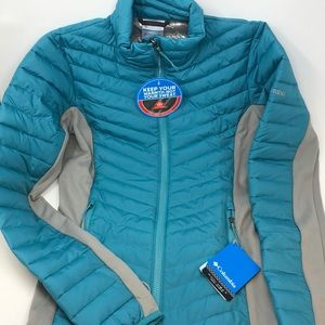 Columbia Women's Junction Forest Hybrid Jacket